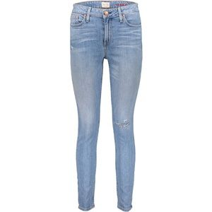 AO.LA Good High Rise Ankle Skinny Jeans Tease Me